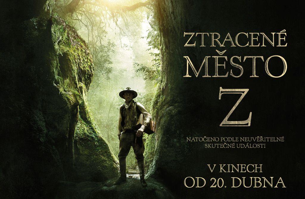 Recenze: Ztracené město Z (The Lost City of Z) |